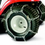 Lawn Tractor Tire Chain, 20-in