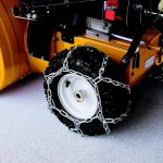 Snowblower Tire Chain