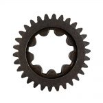 Tiller Gear Case Shaft Spur Gear