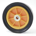 Reel Lawn Mower Wheel Assembly, Rear