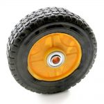 Reel Lawn Mower Wheel Assembly