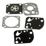 Hedge Trimmer Carburetor Diaphragm and Gasket Kit