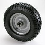 Lawn Tractor Lawn Cart Attachment Wheel