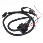 Lawn Tractor Snowblower Attachment Wire Harness