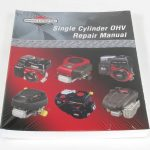 Lawn & Garden Equipment Repair Manual