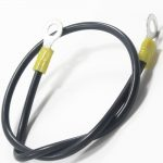Lawn Tractor Battery Cable, Neutral