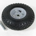 Pressure Washer Wheel and Axle