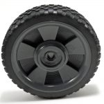 Lawn Mower Wheel, 7-in