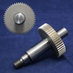 Edger Spindle and Gear