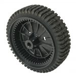 Lawn Mower Tire Assembly