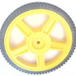 Lawn Mower Wheel, 12-in