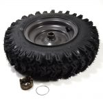 Snowblower Wheel Assembly, Left