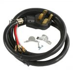 Power Cord, 4-prong