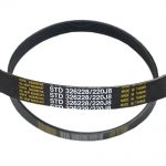 Serpentine Belt, 22-in