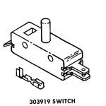 Dishwasher Door Switch