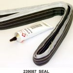 Dryer Drum Rear Seal