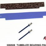 Dryer Drum Bearing Pad Kit